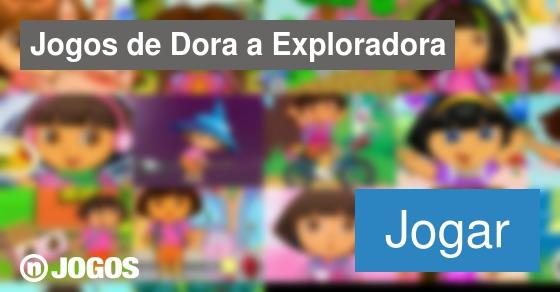 cb03d00b99 Jogos de Dora a Exploradora - nJogos