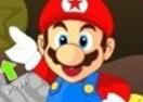 Atirar Blocos com o Mario