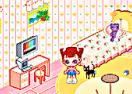 Baby Doll House Décor
