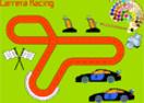 Carrera Racing Coloring