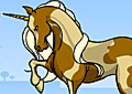 Cavalo estiloso