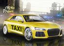 City Taxi Driver