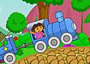 Dora Train Express