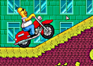 Homer Motorbike