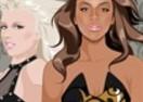 Lady Gaga & Beyonce