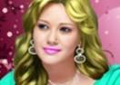 Maquilhar a Hilary Duff