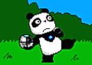 Panda Atirador!