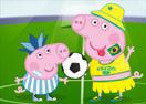 Peppa Pig World Cup Dress Up
