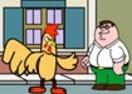 Peter vs Galinha Gigante