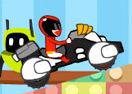Power Rangers Megaforce Toy