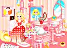 Princess Bedroom Make Over