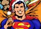 Puzzle Super Homem e Pai Natal
