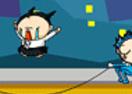 Saltar à corda!