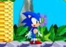 Sonic Spin Break