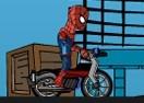Spiderman Combo Biker