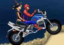 Spiderman Halloween Racing