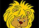 Vamos Colorir o Leão?