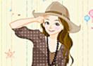 Western Girl Dress Up